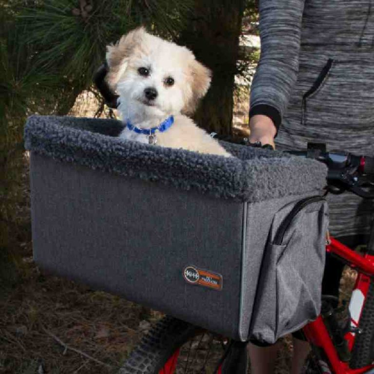 K&H Pet Products Travel Dog Bike Basket