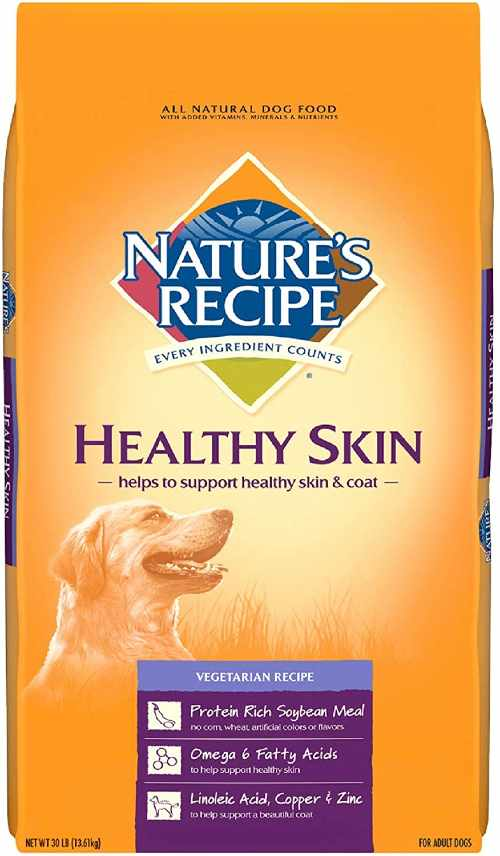 Nature's Recipe Dog Food for Skin Allergies