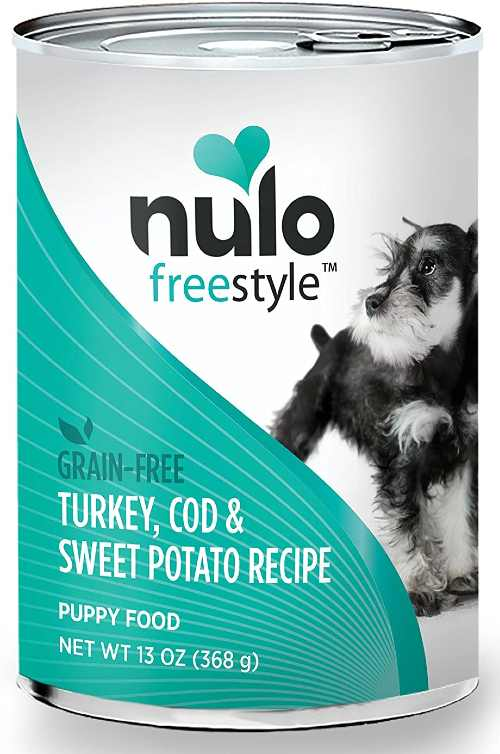 Nulo Wet Puppy Food