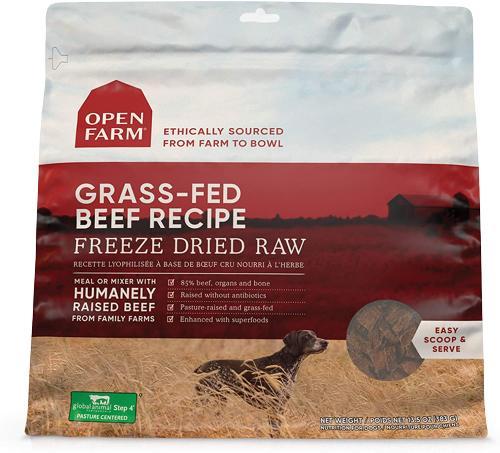 Open Farm Freeze Dried Dog Food
