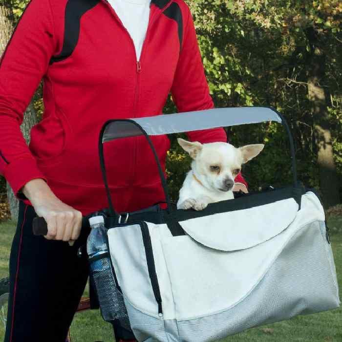 PetSafe Happy Ride Dog Bike Carrier Front Basket