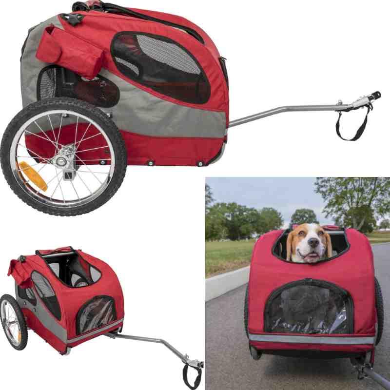 PetSafe Happy Ride Dog Bicycle Trailer