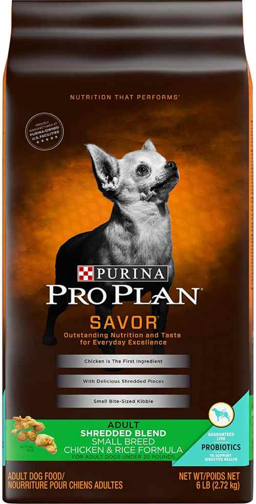 Purina Pro Small Breed Dry Dog Food