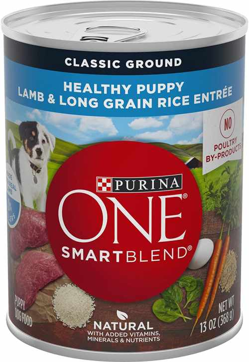 Purina wet puppy food
