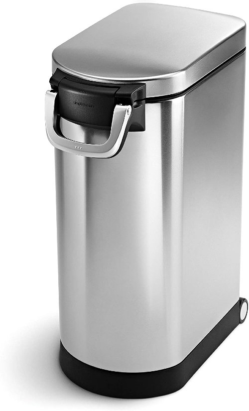 Simplehuman Dog Food Container