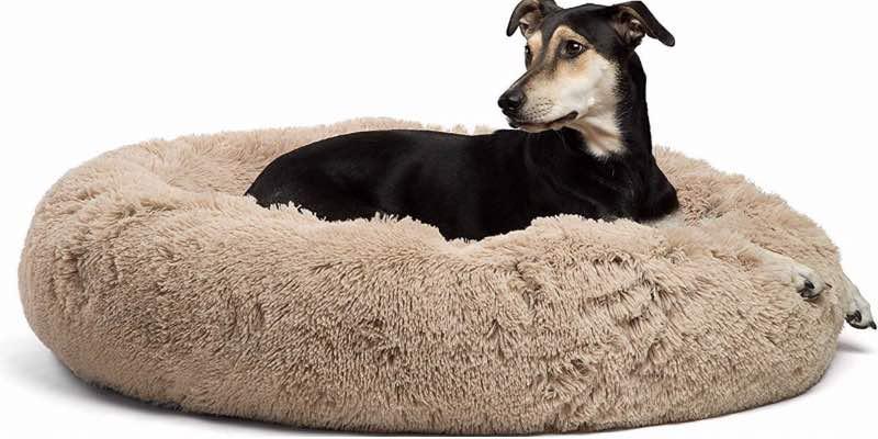The Original Calming Dog Bed