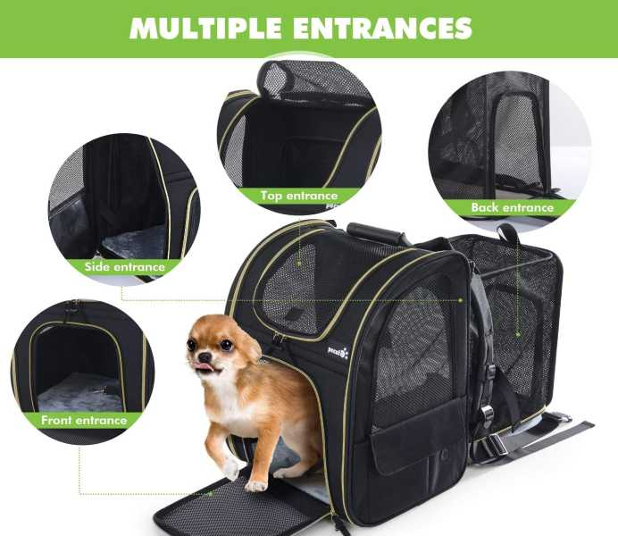 large dog carrier backpack