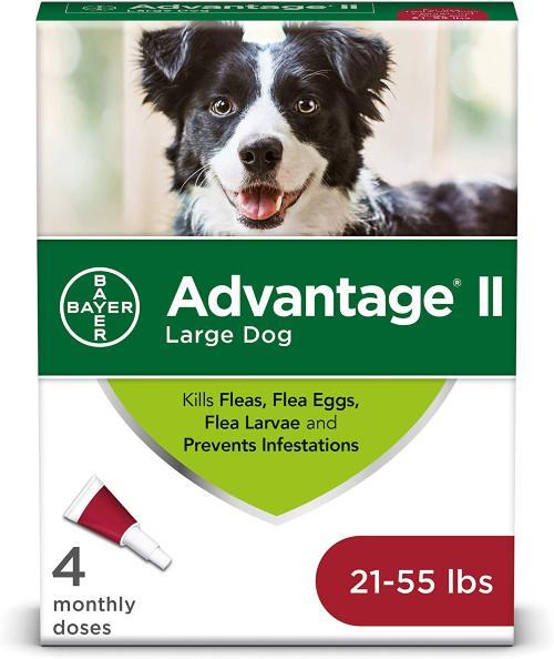 Advantage Flea Treatment for Dogs