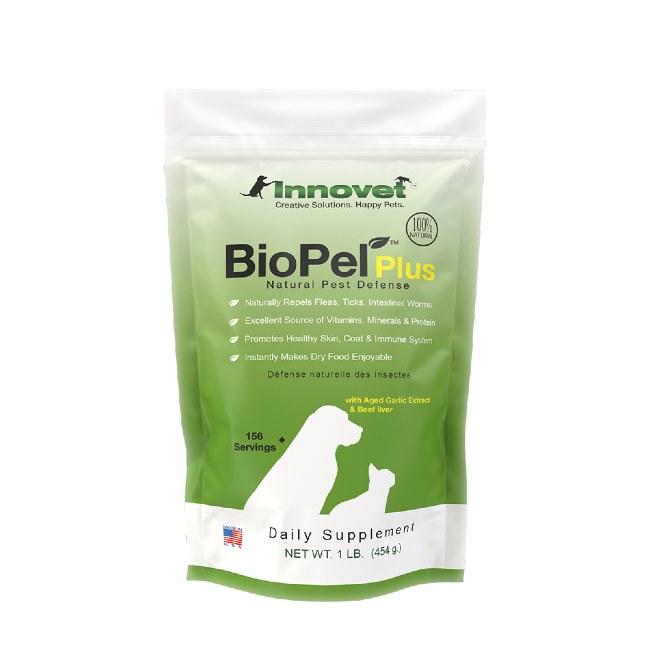 Flea & Tick BioPel Plus
