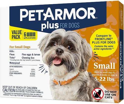 Petarmor Flea Treatment for Dogs