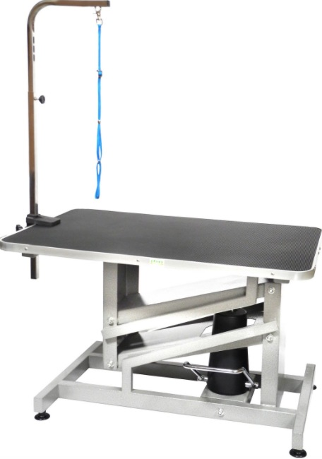 Go Pet Hydraulic Dog Grooming Table