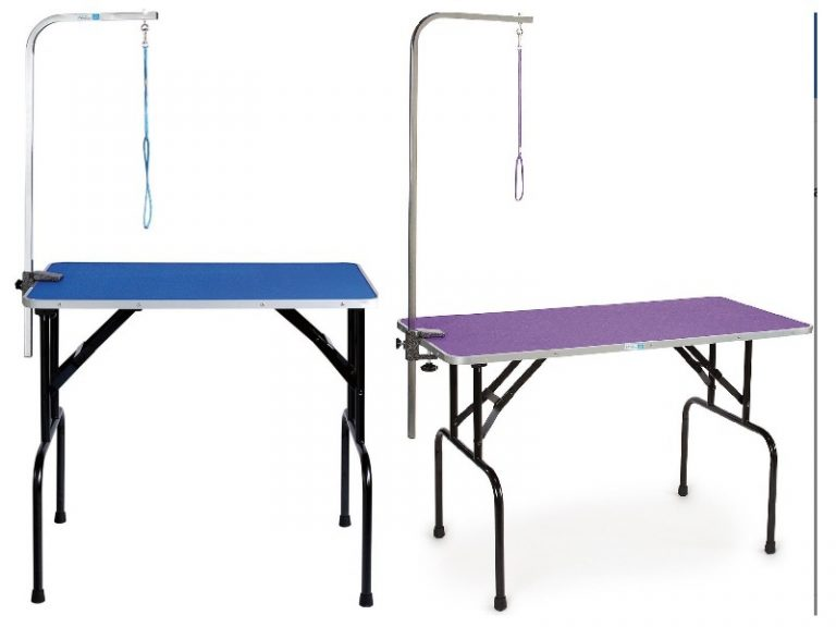 Master Equipment Foldable Dog Grooming Table