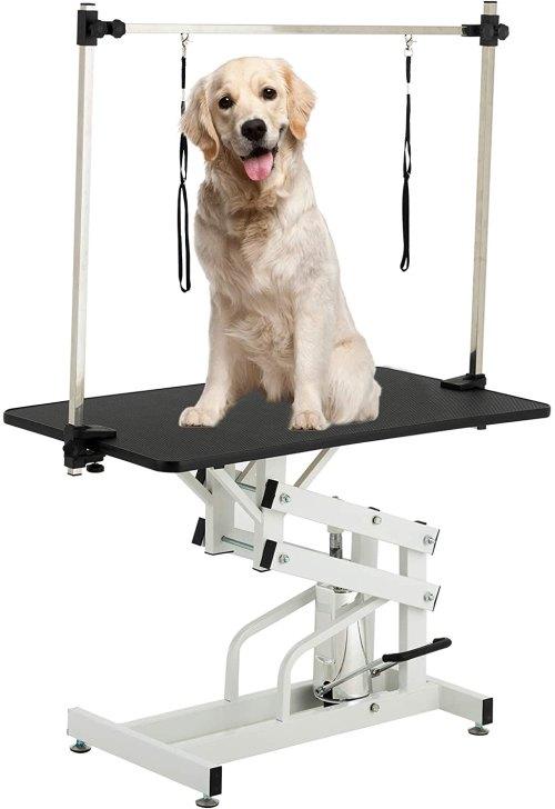 Suncoo Hydraulic Dog Grooming Table
