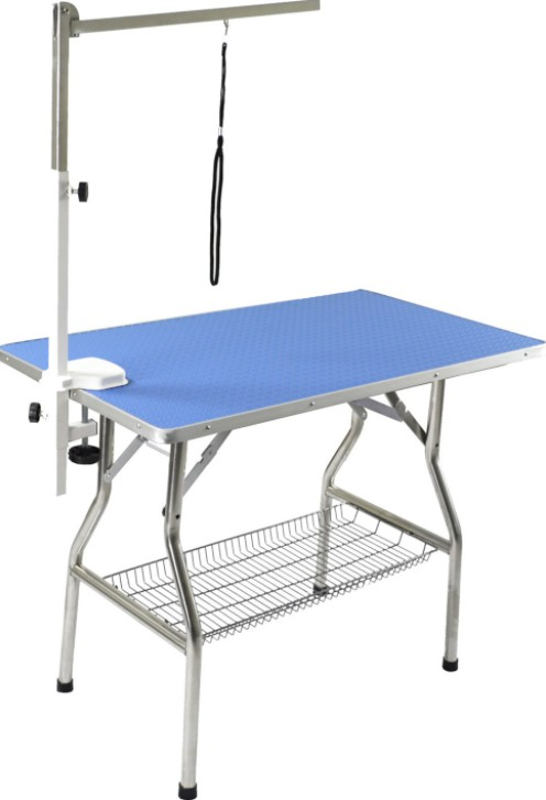flying pig folding dog grooming table