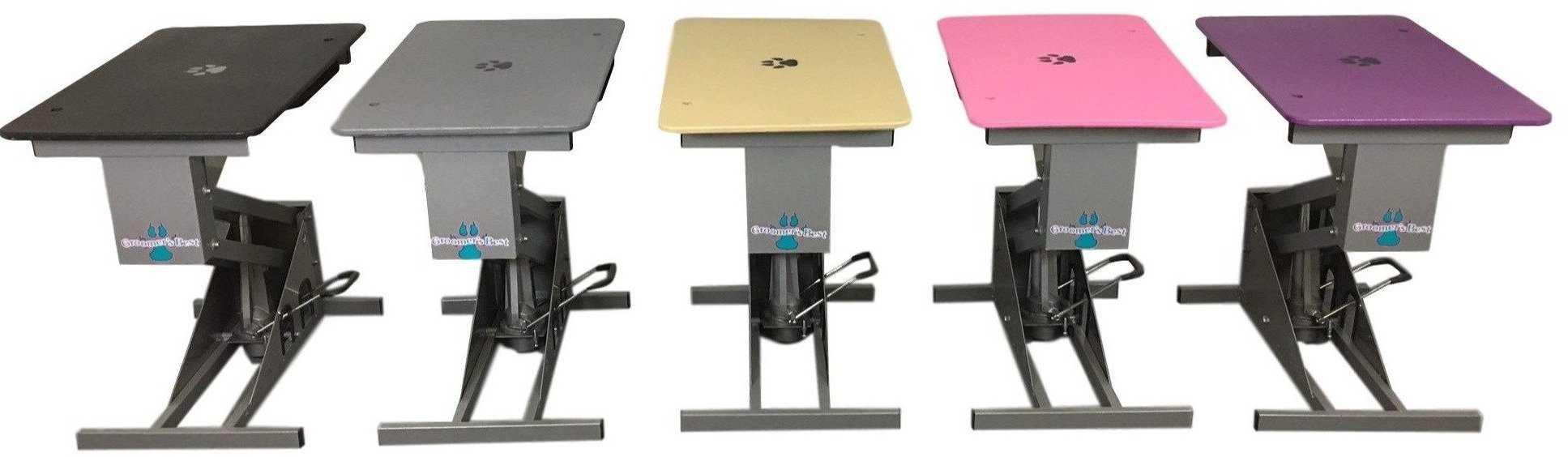 GROOMER'S BEST ELECTRIC GROOMING TABLE