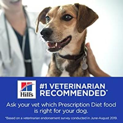 Hills Vet Recommended Dog Food