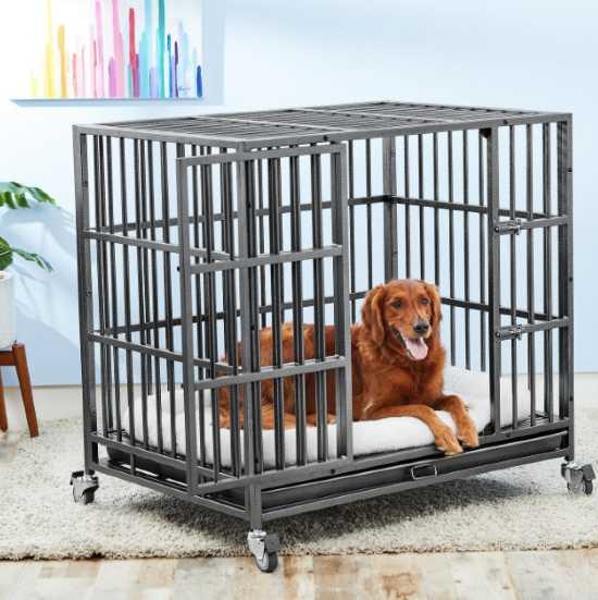 Frisco Heavy Duty Dog Crate