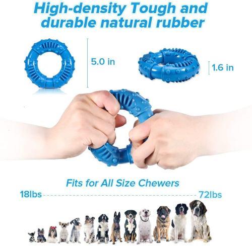 Feeko Indestructible Dog Toy