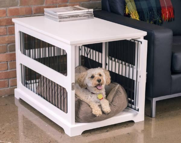Merry furniture dog crate