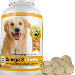 Amazing-Nutritionals-Omega-3-Chews-For-Dogs