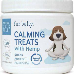 Fur Belly Calming Treats