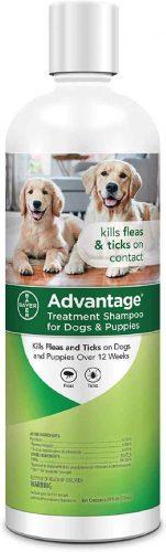 Advantage Flea Shampoo For Dogs