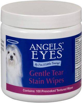 Angel's Eye Dog Eye Wash Wipes