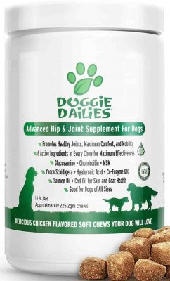 Doggie Dailies Glucosamine