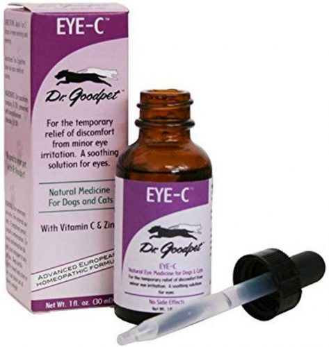 Dr Goodpet Natural Eye Drops