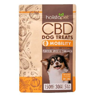Holistapet CBD Dog Treats For Joint Pain and Mobility 150mg