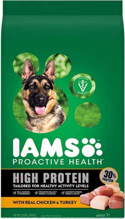 IAMS High Protein Dog Food