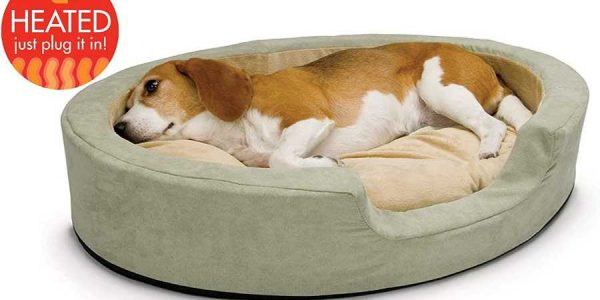 K&H Thermo Snuggly Heated bed