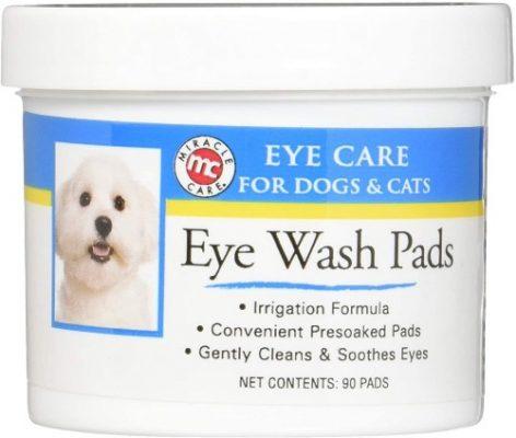Miracle Care Dog Eye Wash Pads