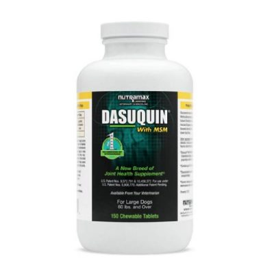 Nutramax Dasuquin with MSM Chewable For Dogs