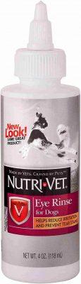 Nutri-Vet Eye Rinse