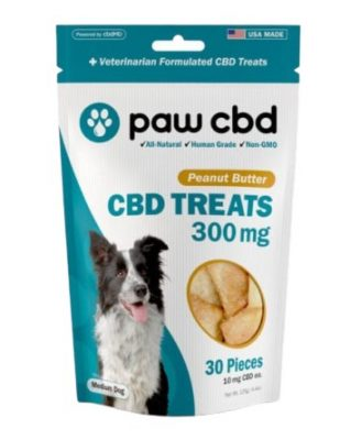 Peanut Butter CBD Dog Treats