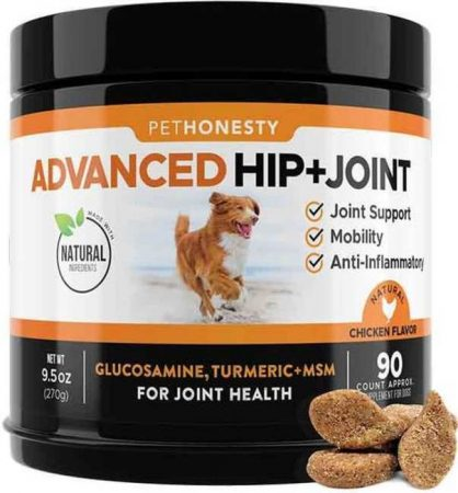Pet Honesty Hip and Joint Supplement