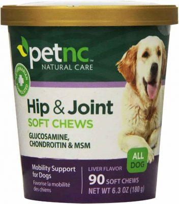 PetNC Hip and Joint Dog supplements