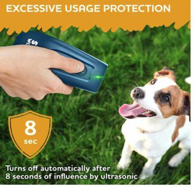 STOPWOOFER Dog Silencer Ultrasonic Dog Barking Deterrent Device
