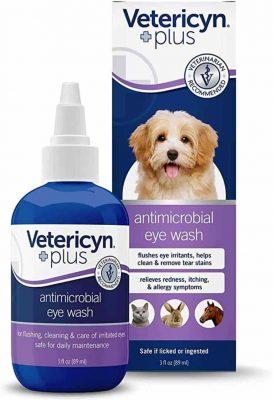Vertericyn Plus Eye Wash