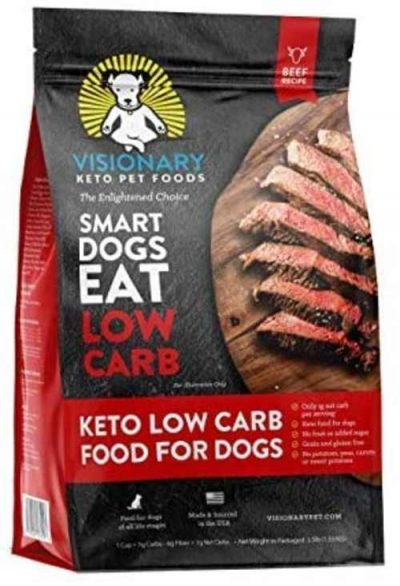 Visionary Pet Low Carb High Protein Dog Food