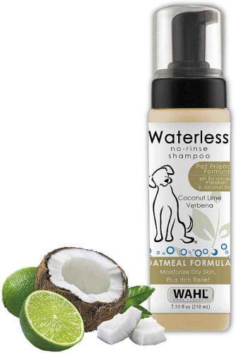 Wahl Waterless Dog Shampoo