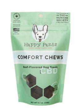 CBD dog treats beef flavor