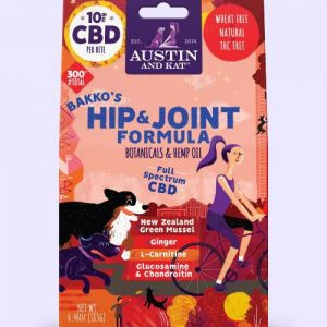 Hip & Joint CBD Dog Treats
