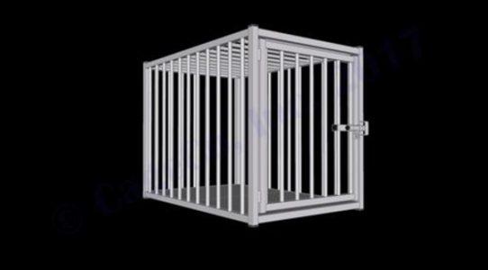 RHINO EUROPEAN Style indestructible dog crate
