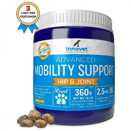 Hip & Joint Mobility Support For Dogs