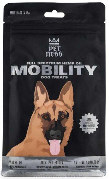 Pet Ness Mobility CBD Dog Treat